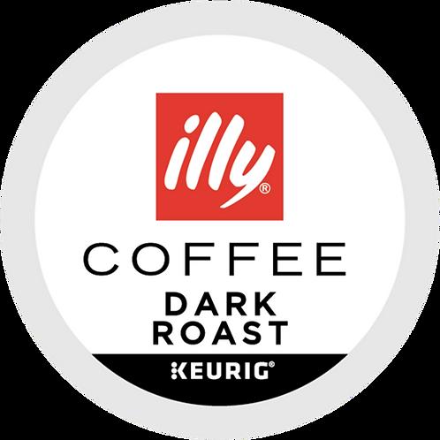 illy® Dark Roast Coffee - K-Cup® - Regular - Dark Roast - 10ct