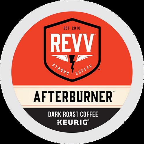 revv® AFTERBURNER® Coffee - K-Cup® - Regular - Dark Roast - 24ct