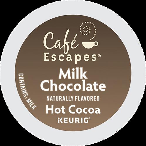 Café Escapes® Milk Chocolate Hot Cocoa - K-Cup® - 24ct