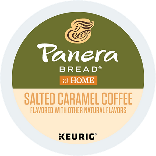 Panera Bread® Salted Caramel Coffee - K-Cup® - Regular - 24ct