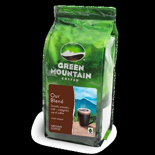 Green Mountain® Our Blend - Bag - Regular - LT Roast - 12oz Ground