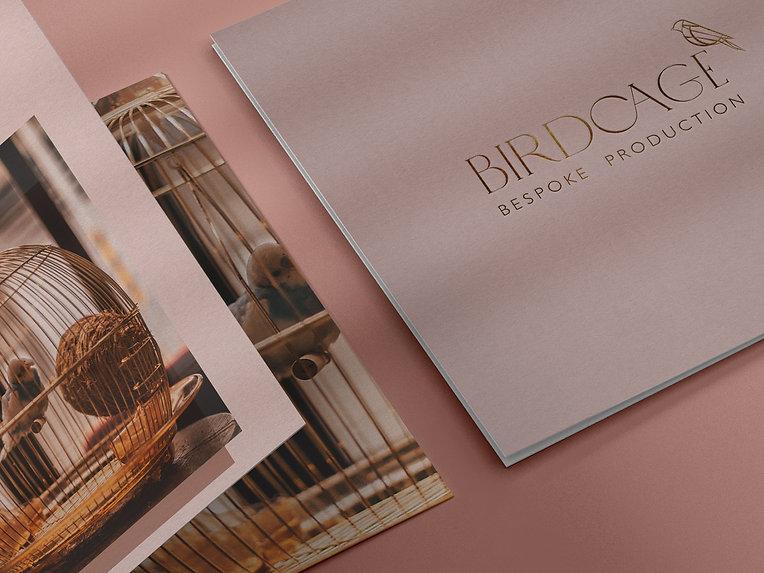 BIRDCAGE BRANDING BESPOKE v branding exc