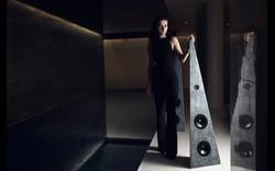 Arina Sprynz Rinz Sound speakers london