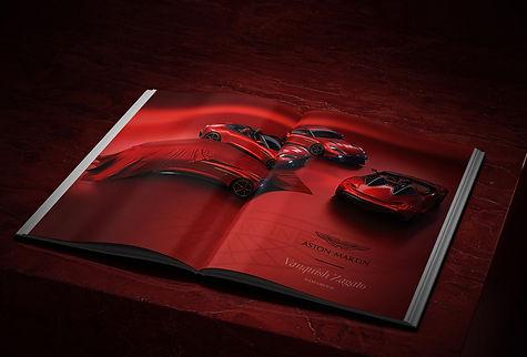 Arina SPRYNZ berkeley bespoke magazine l