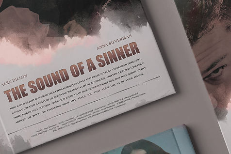 THE SOUND OF A SINNER 1  cover anna silv