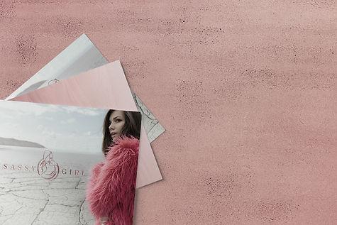 Sassy girl excusemyego brand pink lnd ro