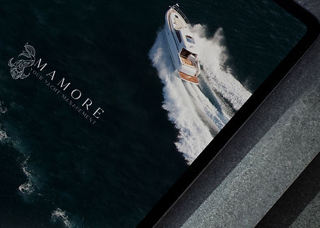 MAMORE yacht boat EXCUSEMYEGO boat  bran