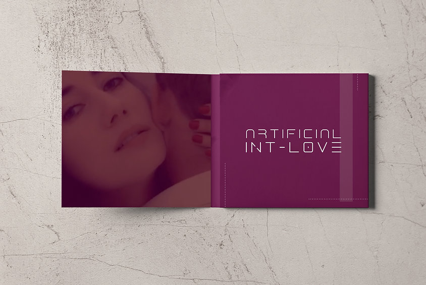 ARTIFICIAL INT-LOVE ANNA  dvd SILVERMAN
