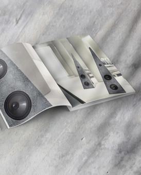 RINZ SOUND speakers sprynz magazine arin