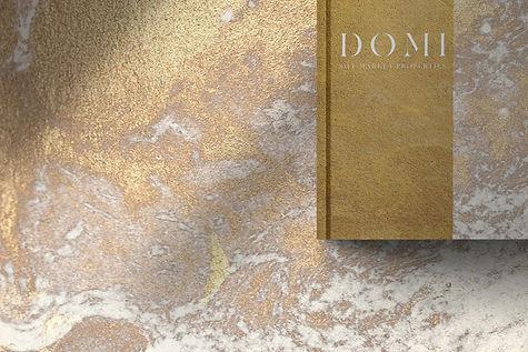 domi visual direction london luxury web