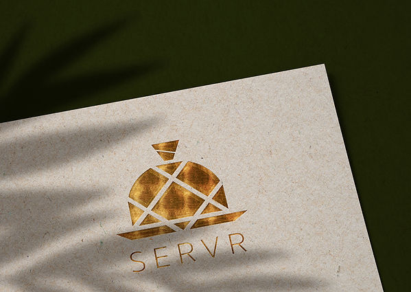 SERVR1 WEBSITE DESIGN BRANDING LUXURY LO