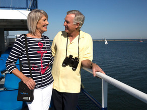 Traveling with Portable Oxygen: Cruise Ship