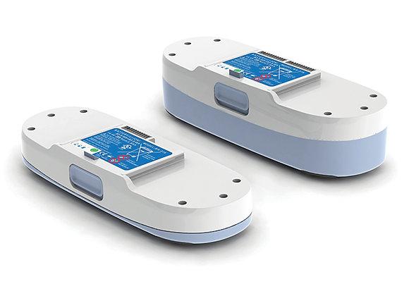 OxyGo 5 setting Battery