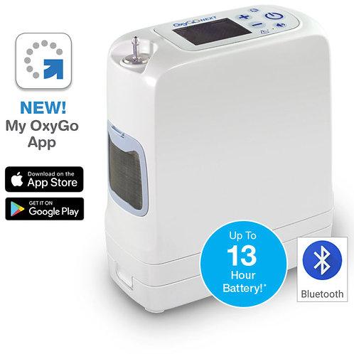 OxyGo NEXT Portable Oxygen w/ double battery (16 cell)