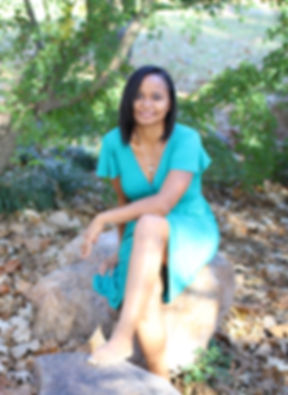 green dress seated medium.JPG
