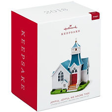 Joyful Joyful Hallmark Keepsake ornament