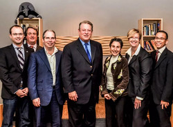 Meeting with Vice President Al Gore