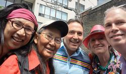 The 2-Spirit Pow Wow @ Pride Toronto