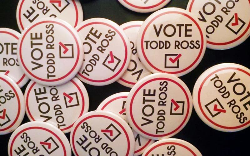 Vote Todd!