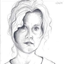 Self-portrait 2006