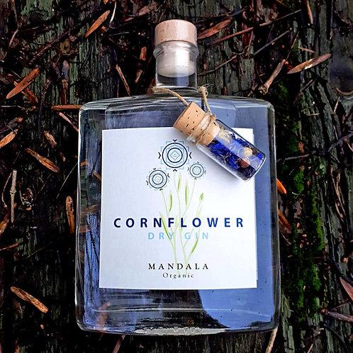 Mandala Organic Cornflower