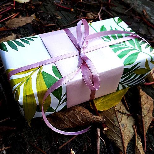 Smuk og unik gaveindpakning