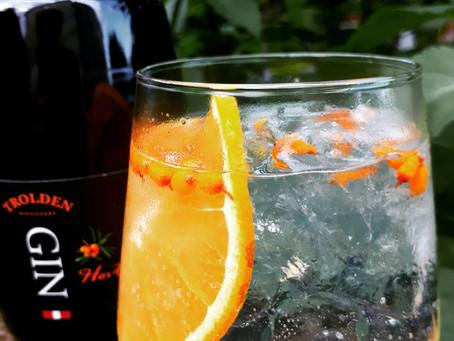Gin med havtorn