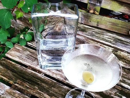Min første Gin cocktail