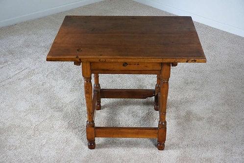 18th CENTURY CHERRY TAVERN TABLE