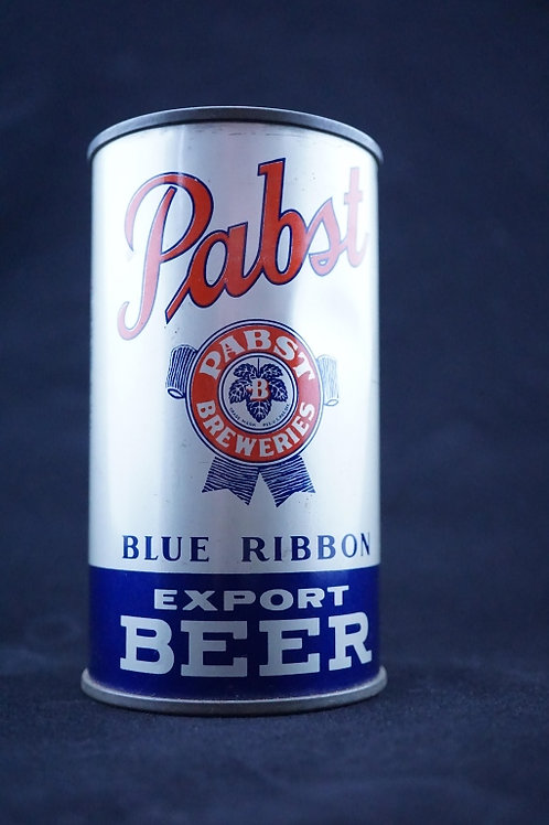 VINTAGE PABST BLUE RIBBON DISPLAY CAN