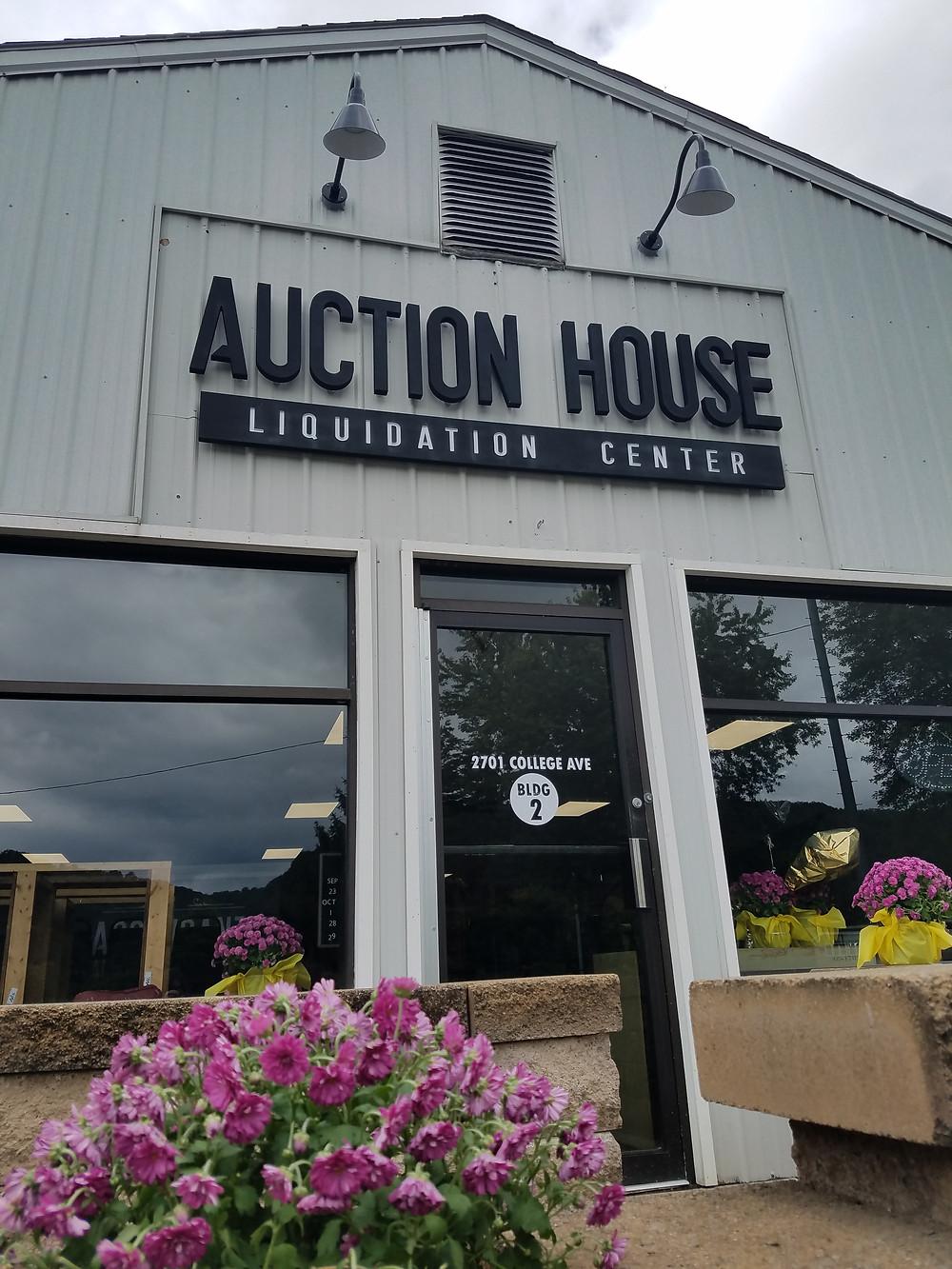 Auction House Liquidation Center Bldg. 2