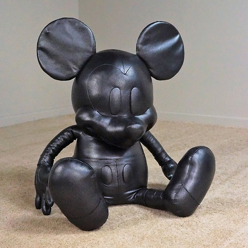 DISNEY X COACH LARGE MICKEY MOUSE DOLL
