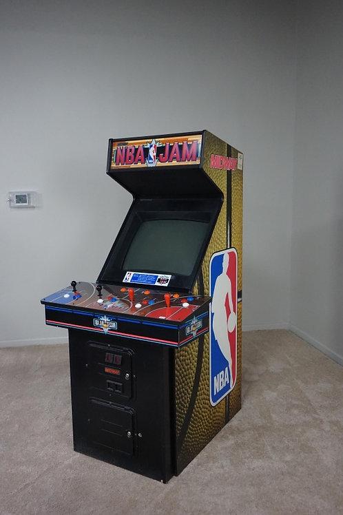 NBA JAMS ARCADE GAME