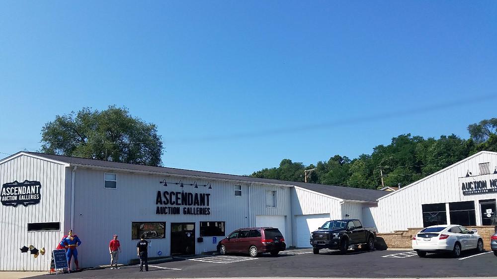 Ascendant Auction Gallery Building 1