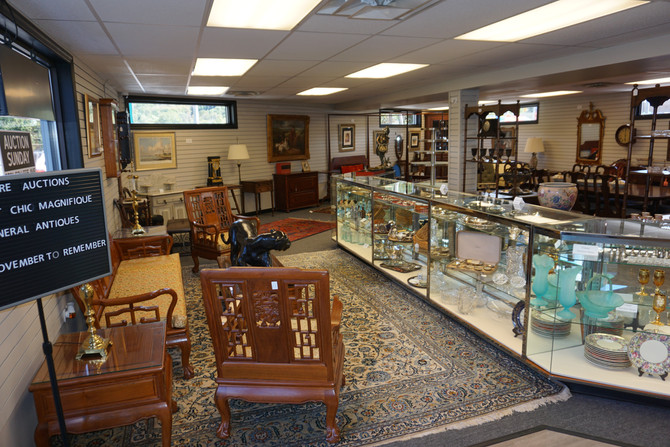 Happy New Year! And welcome to ASCENDANT AUCTION GALLERIES first blog! We are located in Beaver Fall