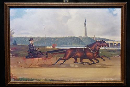 JAMES J MCAULIFFE (CANDIAN/AMER, 1848-1921)