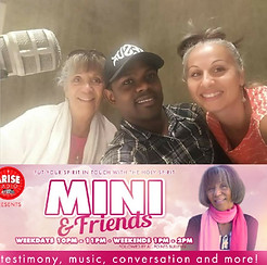 Mini & Friends Radio Show Interview