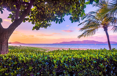 Townsville Strand View to Magnetic Islan