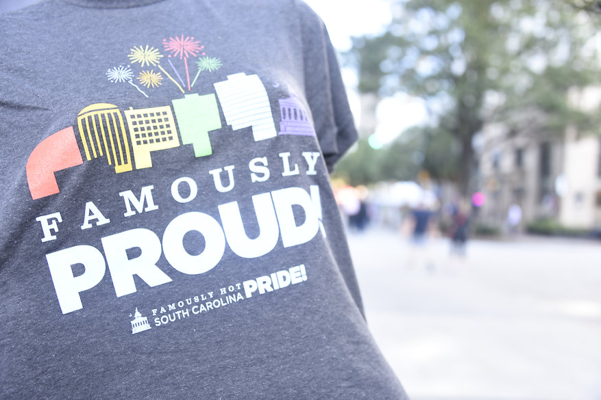 Columbia, SC Pride Festival 2017