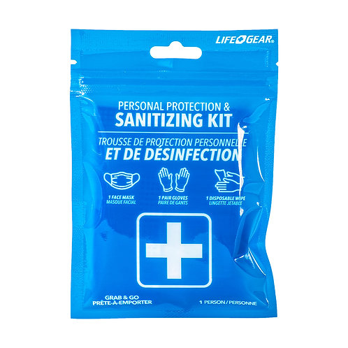 Grab n' Go Sanitising Kit