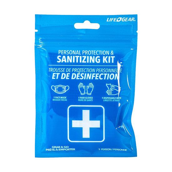 Grab n' Go Sanitising Kit