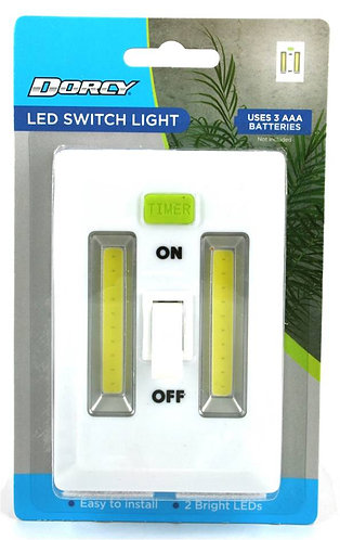 3AAA LED Switch Light