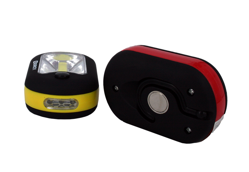 COB Magnetic Worklight with Hook