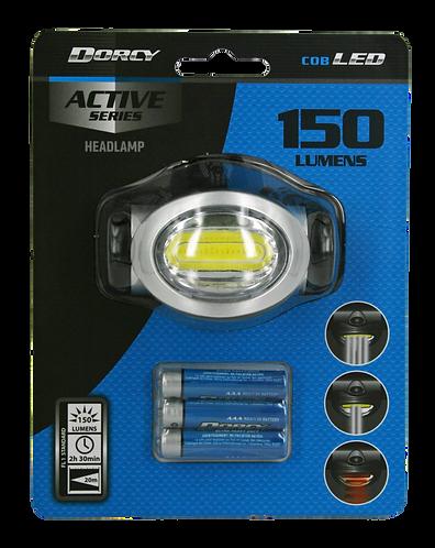3AAA 150 Lumen LED Headlamp
