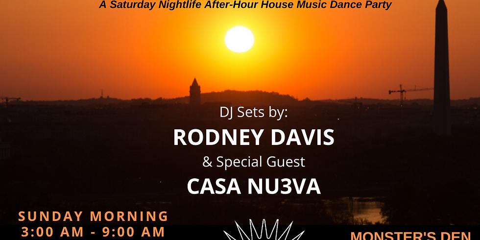 MONSTER MORNINGS After-Hours - CASA NU3VA