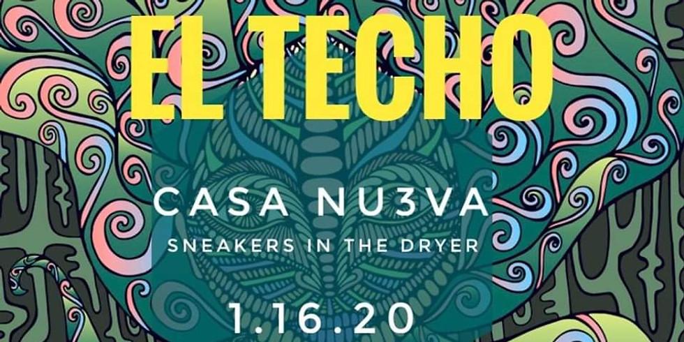 CASA NU3VA | Sneakers in the Dryer @ El Techo