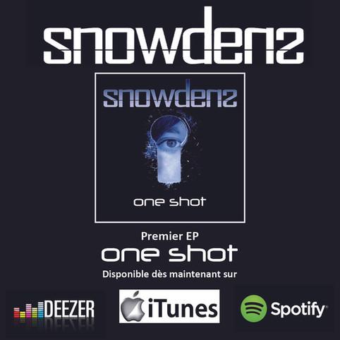 """""""ONE SHOT"""" disponible au téléchargement"""
