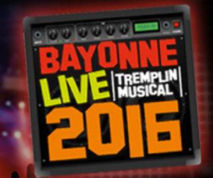 TREMPLIN BAYONNE LIVE