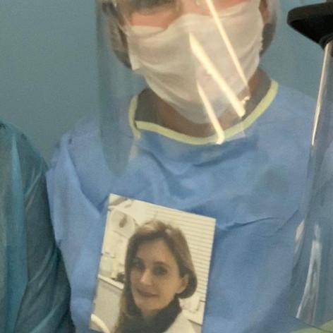 矯正歯科 シルバナ・ロッシ先生