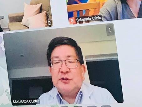 内村先生がとうとうコロナにかかりました。